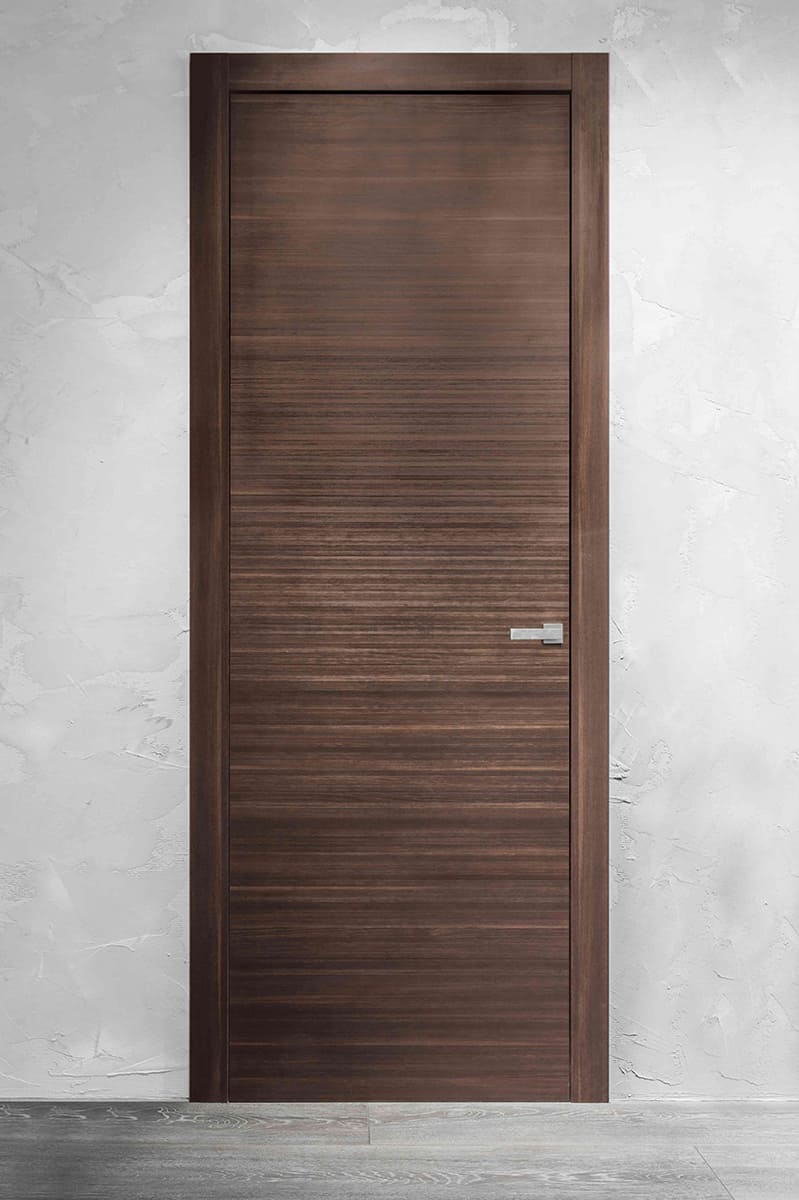 Dvere PLAN – grafis ebano