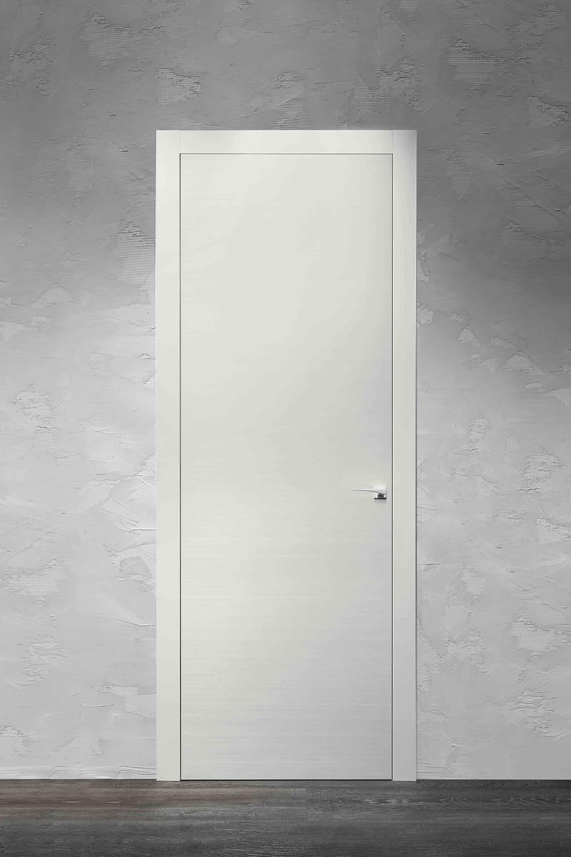 Dvere PLAN – grafis white