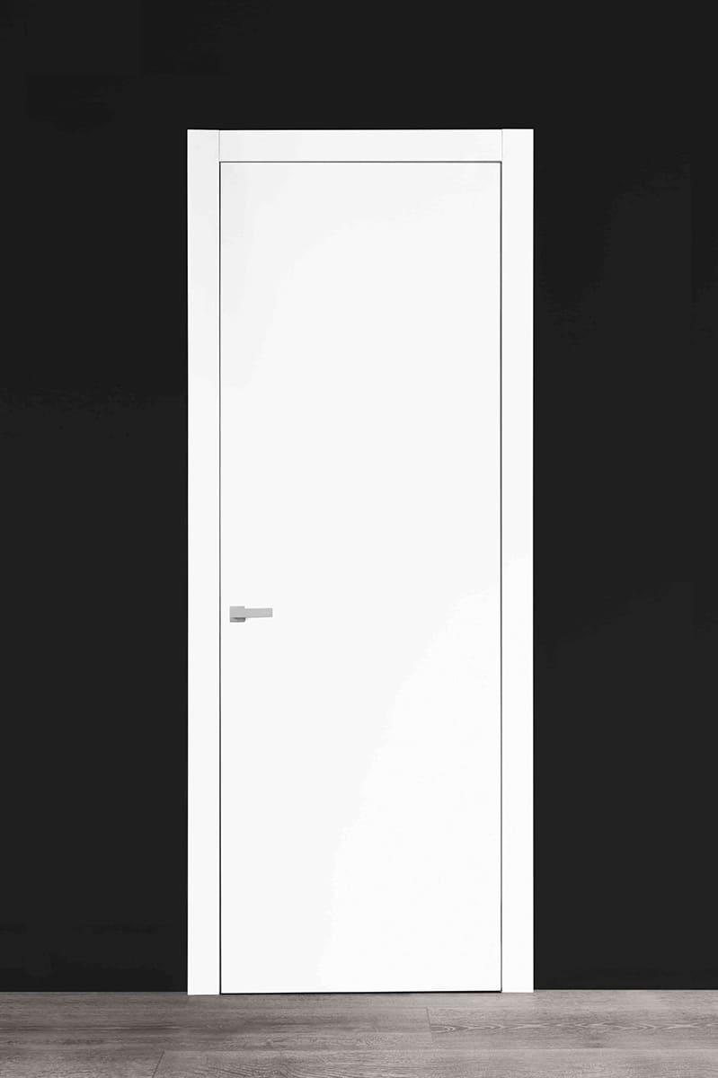 Dvere PLAN – ice techno cor BIANCA