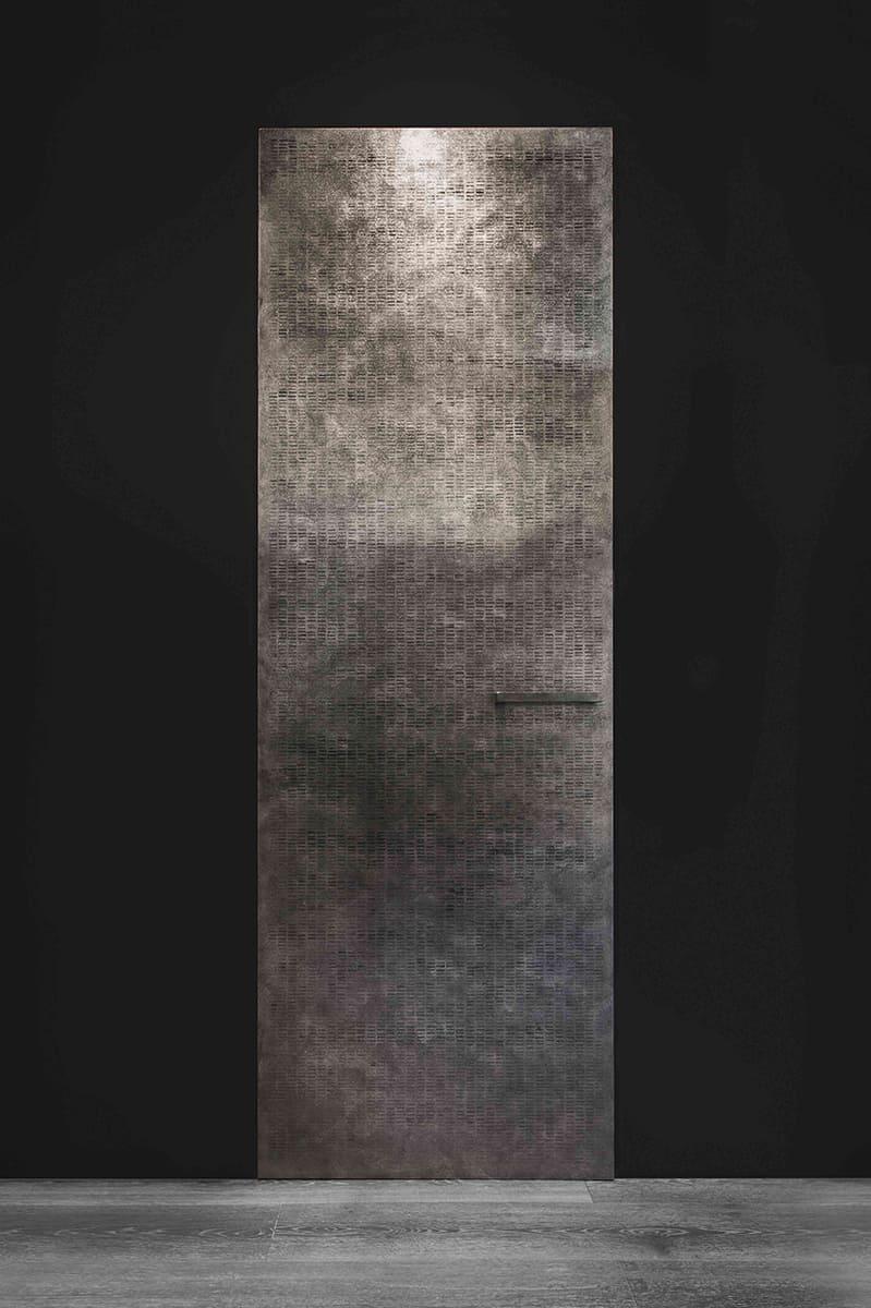 Dvere RASOPLAN – silvermist