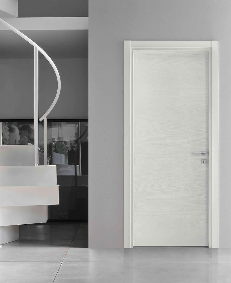 Dvere SIMPLY 70 - Frassino Bianco